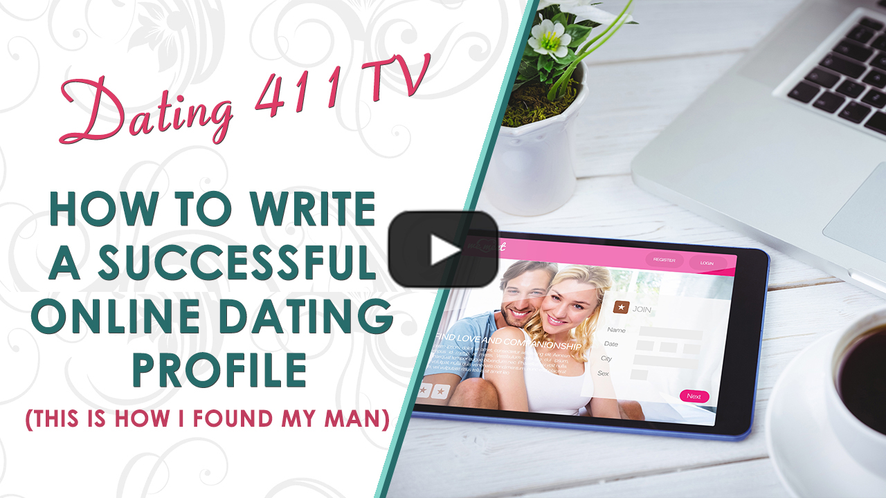 What to write on your online dating profile